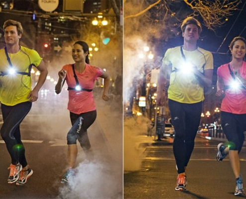 lampes running personnalisées